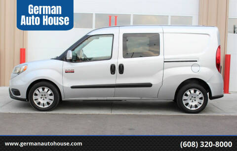 2017 RAM ProMaster City Wagon for sale at German Auto House in Fitchburg WI