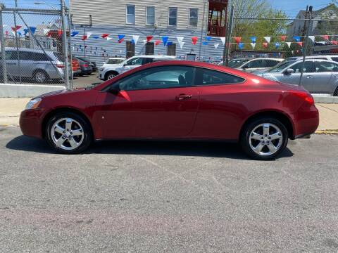 2008 Pontiac G6 for sale at G1 Auto Sales in Paterson NJ