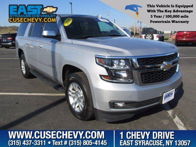 2020 Chevrolet Suburban for sale at East Syracuse Performance Sales & Service in Syracuse NY