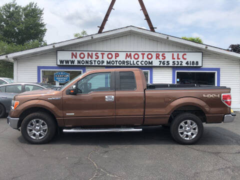 2012 Ford F-150 for sale at Nonstop Motors in Indianapolis IN