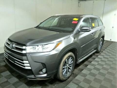 2018 Toyota Highlander for sale at Advantage Auto Brokers in Hasbrouck Heights NJ