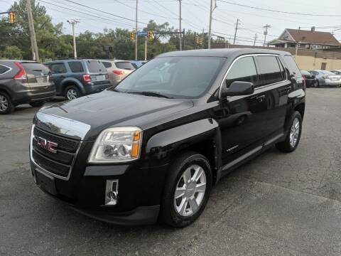 2011 GMC Terrain for sale at Richland Motors in Cleveland OH