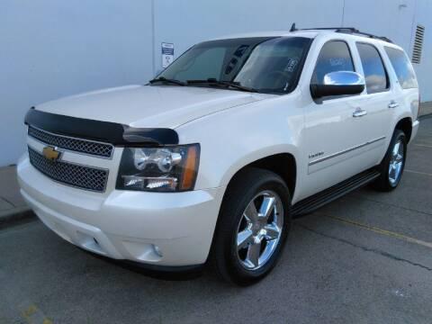 2014 Chevrolet Tahoe for sale at HERMANOS SANCHEZ AUTO SALES LLC in Dallas TX
