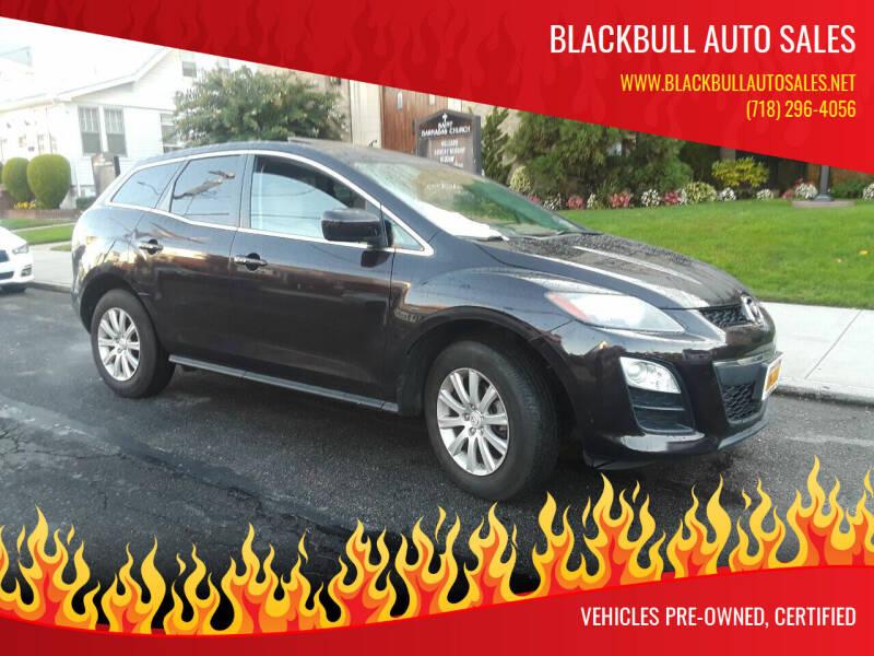 2011 Mazda CX-7 for sale at Blackbull Auto Sales in Ozone Park NY