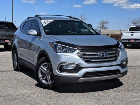 2018 Hyundai Santa Fe Sport for sale at Rocky Mountain Commercial Trucks in Casper WY