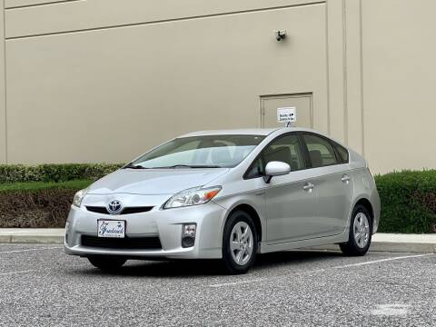 2010 Toyota Prius for sale at Carfornia in San Jose CA