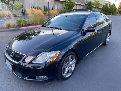 2006 Lexus GS 430 for sale at Washington Auto Loan House in Seattle WA
