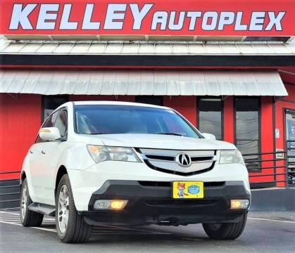 2009 Acura MDX for sale at Kelley Autoplex in San Antonio TX