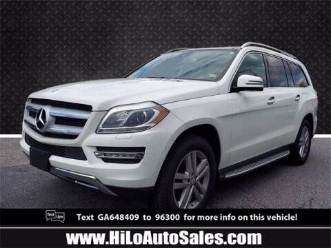 2016 Mercedes-Benz GL-Class for sale at Hi-Lo Auto Sales in Frederick MD
