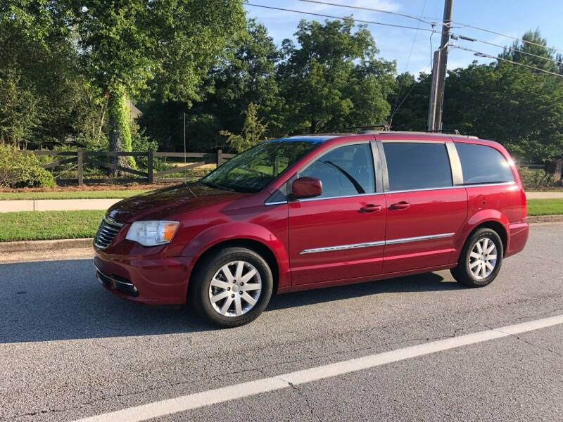 2013 Chrysler Town and Country for sale at Judex Motors in Loganville GA