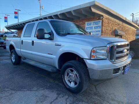 2006 Ford F-250 Super Duty for sale at PARKWAY AUTO SALES OF BRISTOL - Roan Street Motors in Johnson City TN