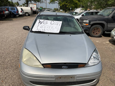 2000 Ford Focus for sale at Continental Auto Sales in White Bear Lake MN