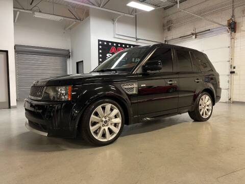 2010 Land Rover Range Rover Sport for sale at Arizona Specialty Motors in Tempe AZ