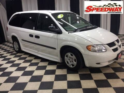 2003 Dodge Grand Caravan for sale at SPEEDWAY AUTO MALL INC in Machesney Park IL