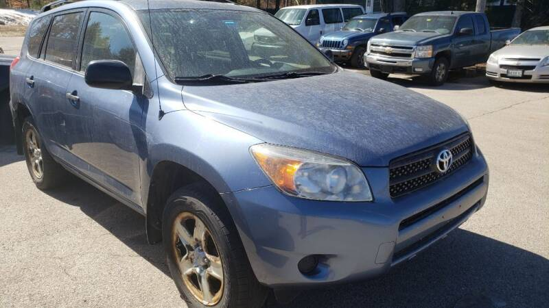2007 Toyota RAV4 for sale at Still Waters Auto Sales & Service in Standish ME