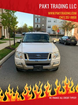 2010 Ford Explorer for sale at Pak1 Trading LLC in South Hackensack NJ