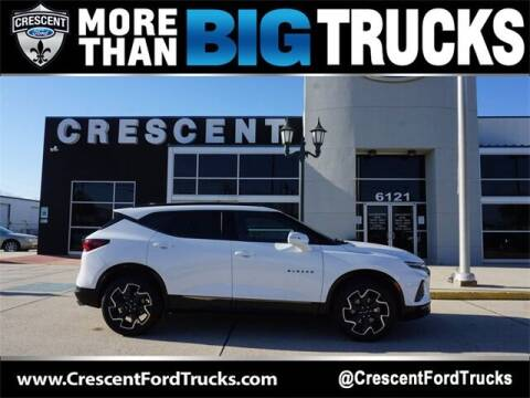 2019 Chevrolet Blazer for sale at Crescent Ford in Harahan LA