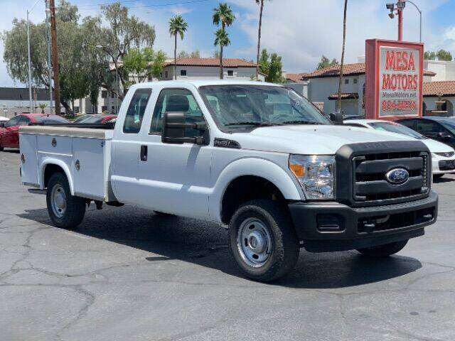 2011 Ford F-250 Super Duty for sale at Brown & Brown Wholesale in Mesa AZ