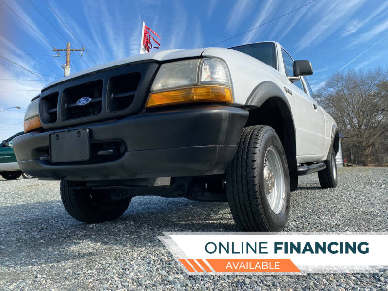 1998 Ford Ranger for sale at Prime One Inc in Walkertown NC