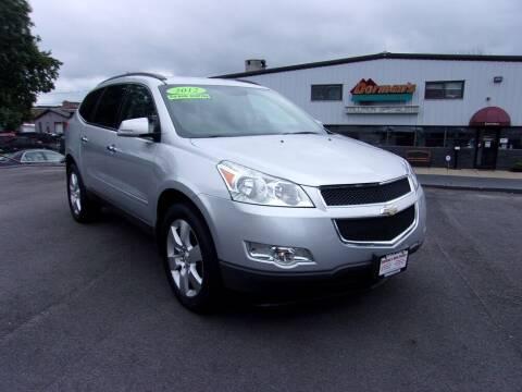 2012 Chevrolet Traverse for sale at Dorman's Auto Center inc. in Pawtucket RI