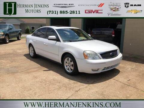 2005 Ford Five Hundred for sale at Herman Jenkins Used Cars in Union City TN