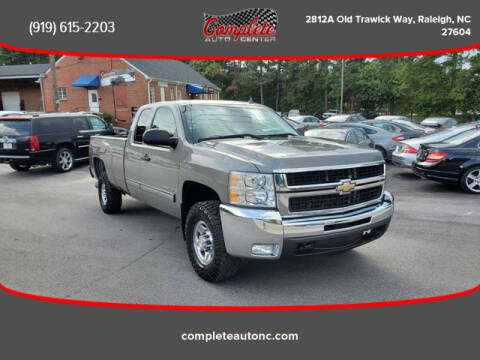 2009 Chevrolet Silverado 2500HD for sale at Complete Auto Center , Inc in Raleigh NC