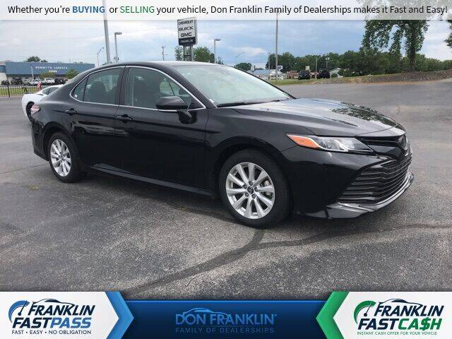 2019 Toyota Camry for sale in Columbia, KY