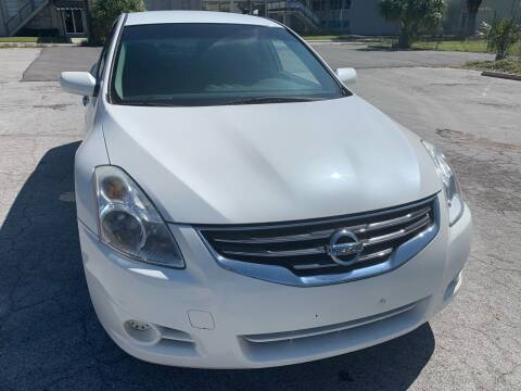 2012 Nissan Altima for sale at Consumer Auto Credit in Tampa FL