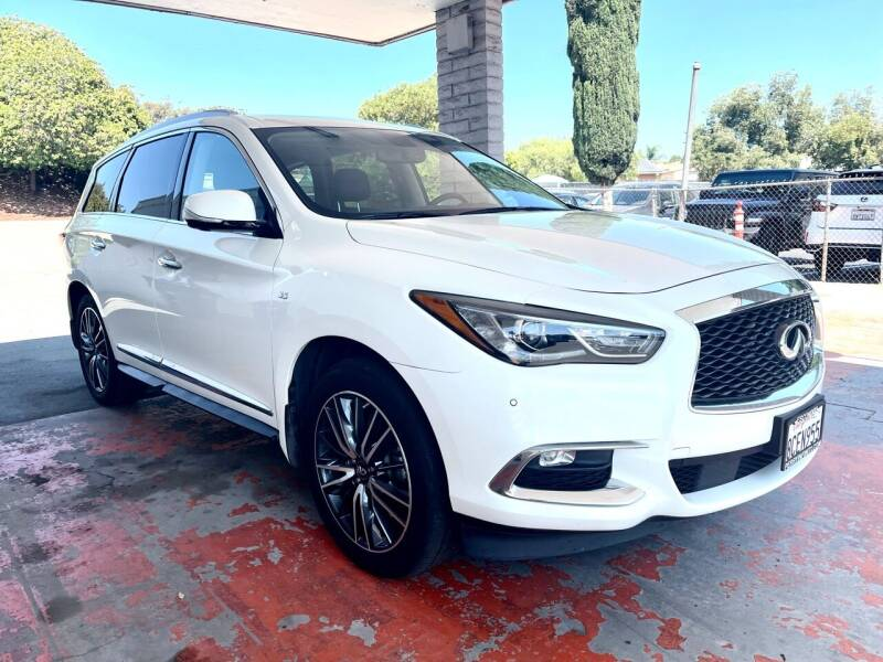 2018 Infiniti QX60 for sale at MotorSport Auto Sales in San Diego CA