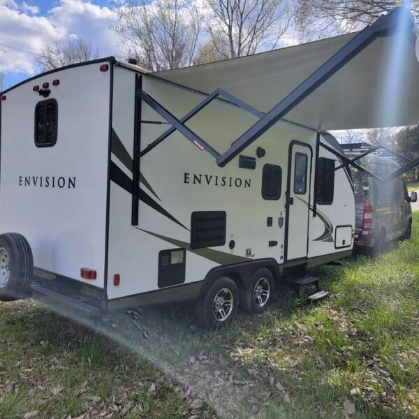 2021 Gulf Stream ENVISION 21QBS for sale at Dukes Automotive LLC in Lancaster SC