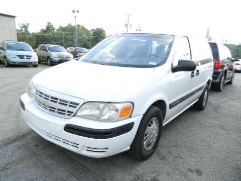 2001 Chevrolet Venture for sale at Auto House Of Fort Wayne in Fort Wayne IN