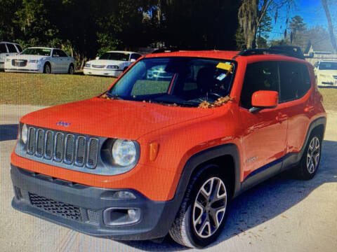2015 Jeep Renegade for sale at North Florida Automall LLC in Macclenny FL