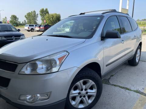 2011 Chevrolet Traverse for sale at Great Lakes Auto Import in Holland MI