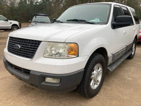 2005 Ford Expedition for sale at Peppard Autoplex in Nacogdoches TX