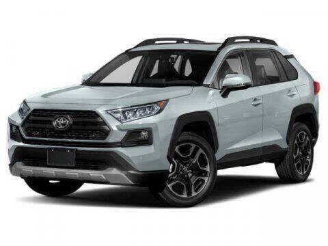 2020 Toyota RAV4 for sale at Stephen Wade Pre-Owned Supercenter in Saint George UT