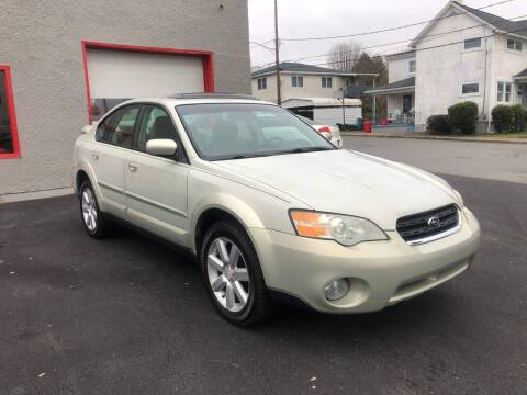 2007 Subaru Outback for sale at Car Man Auto in Old Forge PA