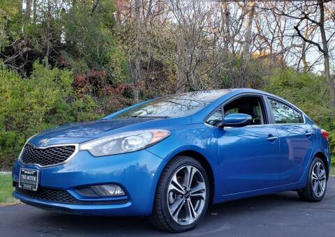 2014 Kia Forte for sale at The Motor Collection in Columbus OH