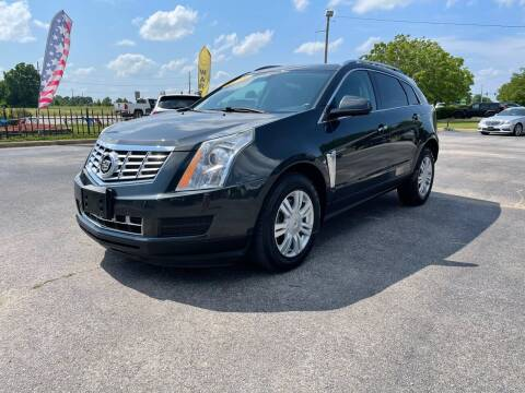 2016 Cadillac SRX for sale at Bagwell Motors in Lowell AR