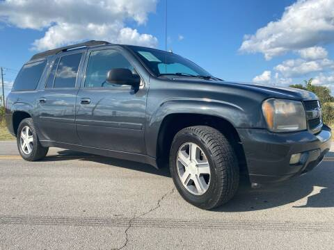 2006 Chevrolet TrailBlazer EXT for sale at ILUVCHEAPCARS.COM in Tulsa OK