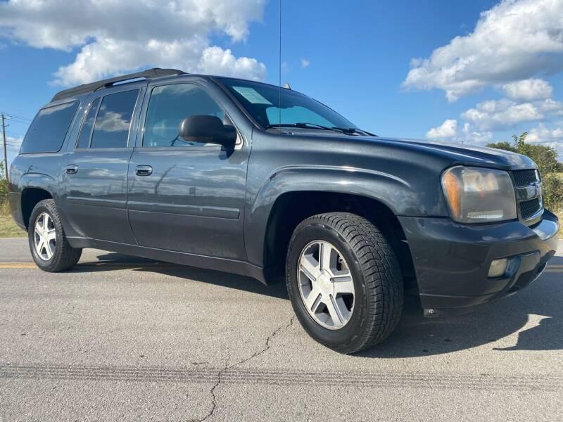 2006 Chevrolet TrailBlazer EXT for sale at ILUVCHEAPCARS.COM in Tulsa OK