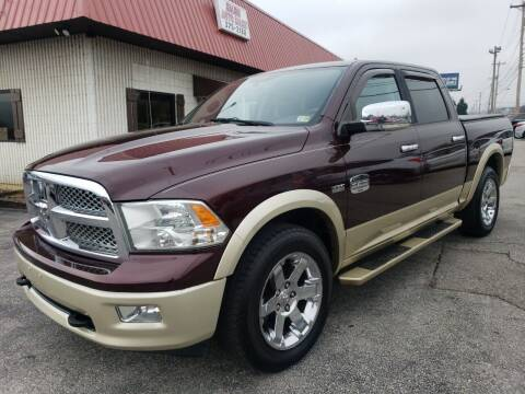 2012 RAM Ram Pickup 1500 for sale at Salem Auto Sales in Salem VA