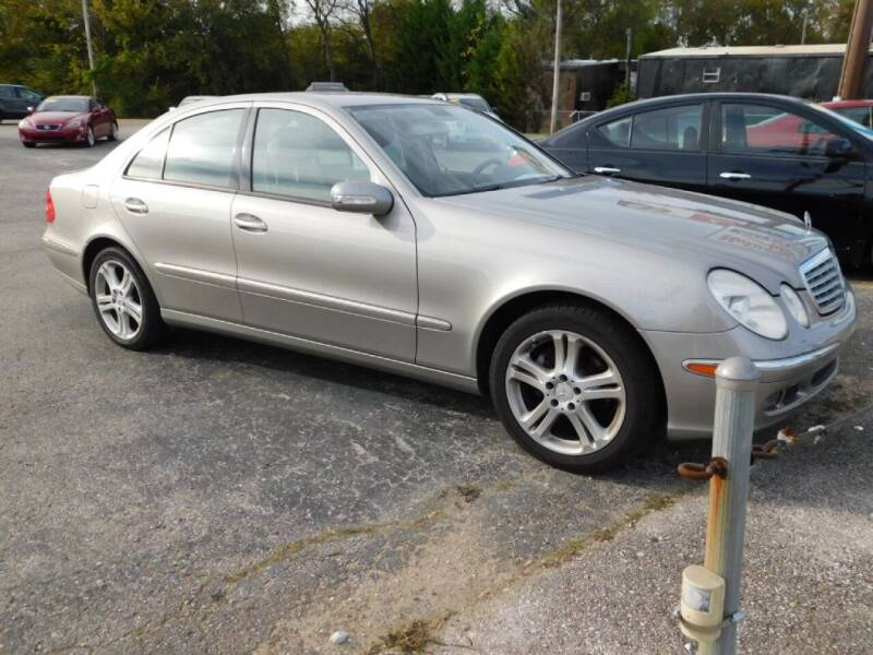 2006 Mercedes-Benz E-Class for sale at Advance Auto Sales in Florence AL