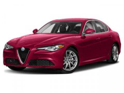 2018 Alfa Romeo Giulia for sale at Karplus Warehouse in Pacoima CA