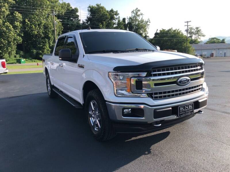 2019 Ford F-150 for sale at KNK AUTOMOTIVE in Erwin TN