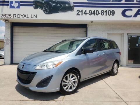 2012 Mazda MAZDA5 for sale at Best Royal Car Sales in Dallas TX