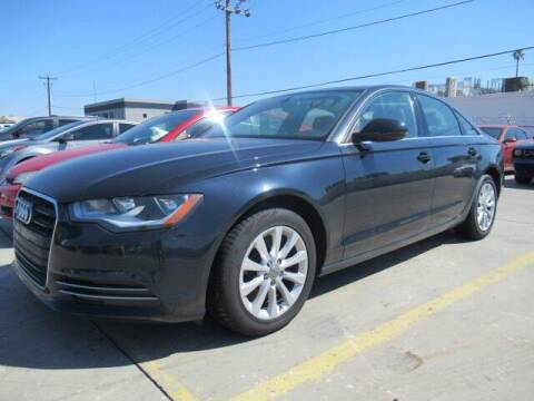 2014 Audi A6 for sale at Curry's Cars Powered by Autohouse - Auto House Tempe in Tempe AZ