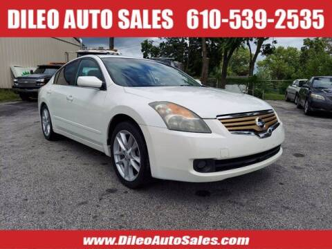 2007 Nissan Altima for sale at Dileo Auto Sales in Norristown PA