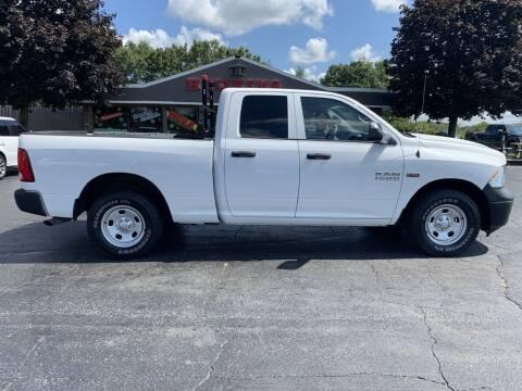 2014 RAM Ram Pickup 1500 for sale at Hawkins Motors Sales in Hillsdale MI
