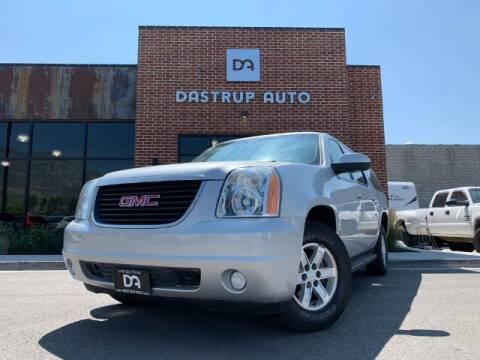 2010 GMC Yukon XL for sale at Dastrup Auto in Lindon UT