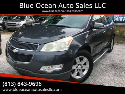 2010 Chevrolet Traverse for sale at Blue Ocean Auto Sales LLC in Tampa FL